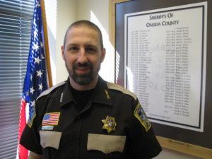 Oneida County Sheriff's Office – Rhinelander, Wisconsin